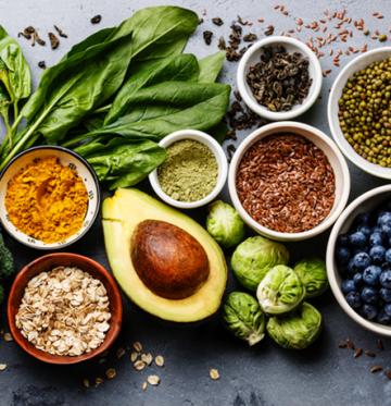 Verso un'alimentazione più sana e sostenibile