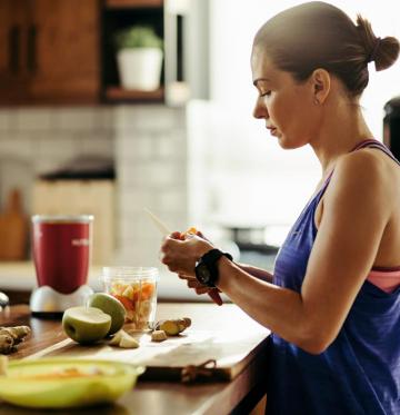 La dieta dello sportivo: i cibi da preferire