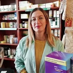 Giorgia De Vetrio di Erboristeria Il Melograno