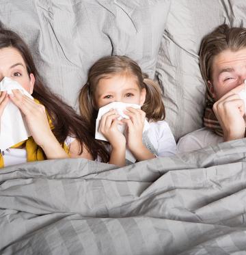 Come rafforzare le difese immunitarie prima dell'inverno