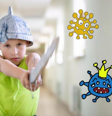 Lactoferrin: can children take it?