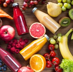 Meglio la frutta o un succo di frutta? Capiamo le differenze