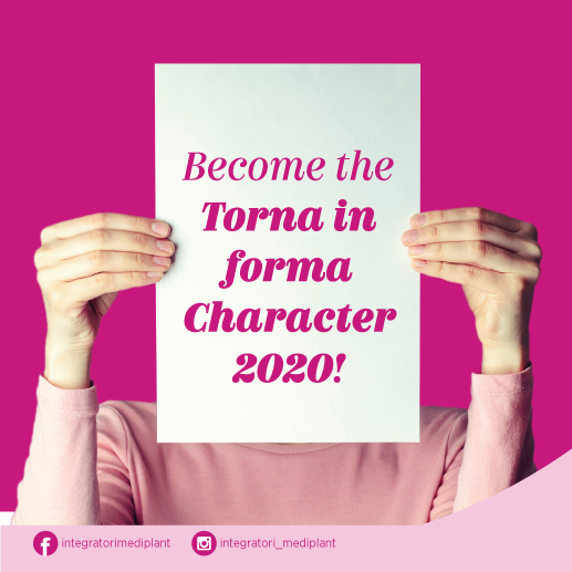 Torna in forma Character 2020
